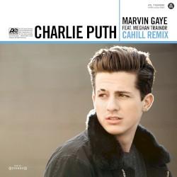 Charlie Puth - Marvin Gaye (feat. Meghan Trainor)