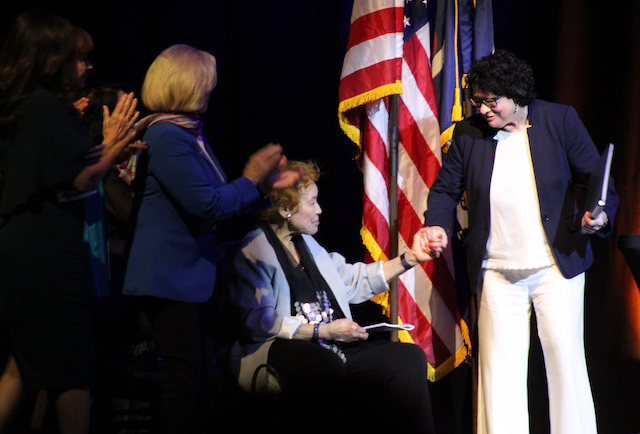 GALLERY: Behind the scenes at the NWHOF induction ceremony at del Lago