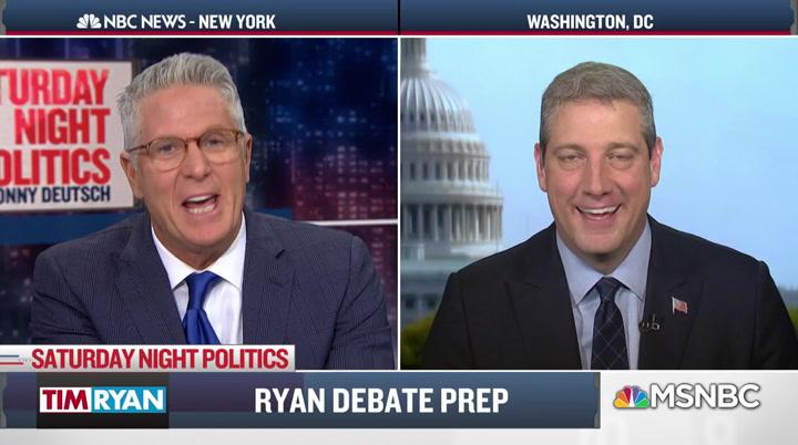 Saturday Night Politics with Donny Deutsch : MSNBCW : June ...