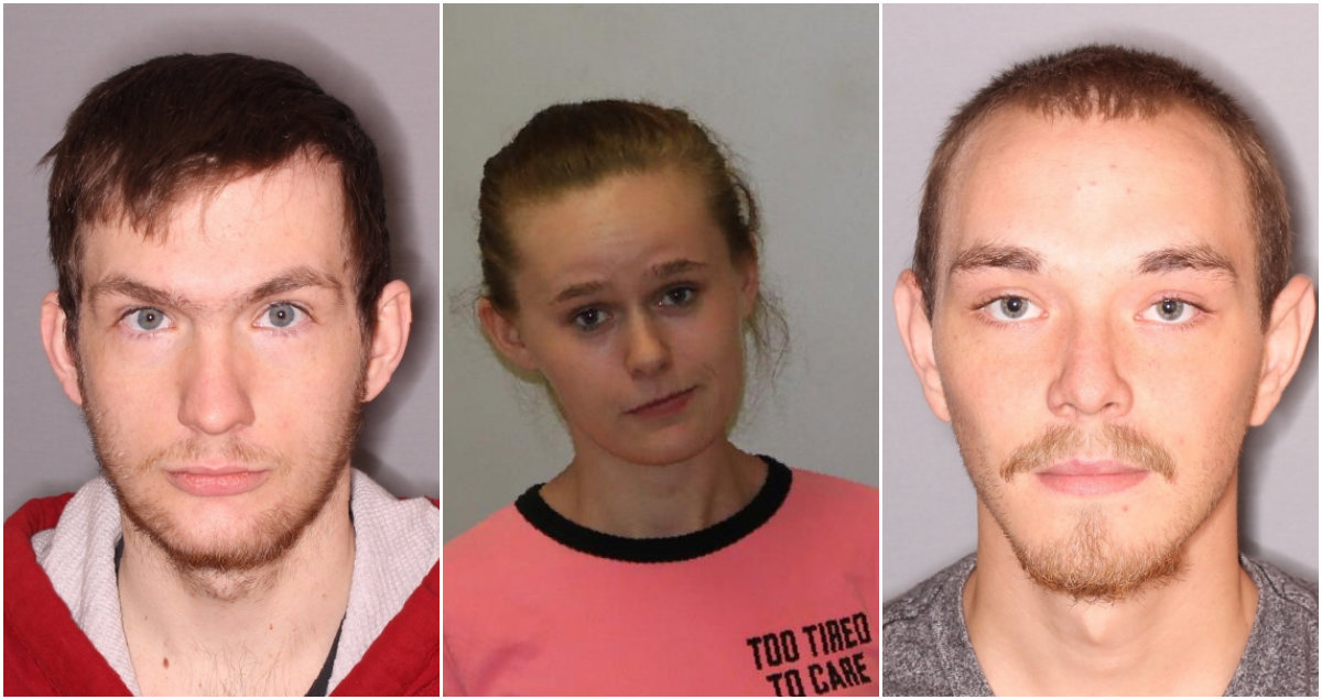 Police: Trio arrested after traffic stop in Seneca Falls