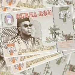 Burna Boy ft Jorja Smith - Gum body