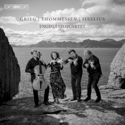 Engegård Quartet - String Quartet in G minor, op. 27: II. Romanze. Andantino