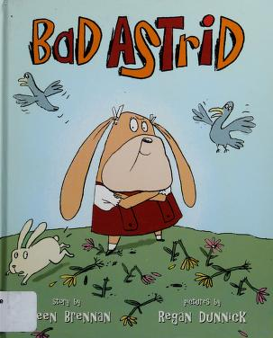 Cover of: Bad astrid | Eileen Brennan
