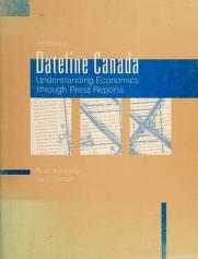 Cover of: Dateline Canada ** Kennedy/dorosh  