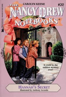 Cover of: Hannah's secret | Carolyn Keene