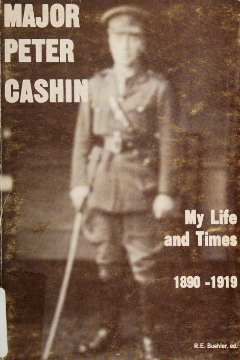 My life and times by Peter Cashin