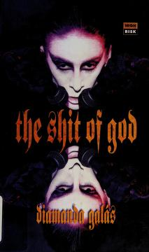 Cover of: The shit of God | Diamánda Galás